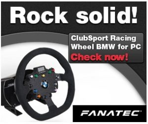 buy ClubSport Racing Wheel BMW for PC