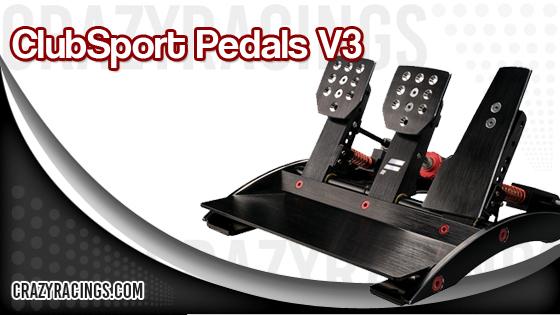 fanatec pedals
