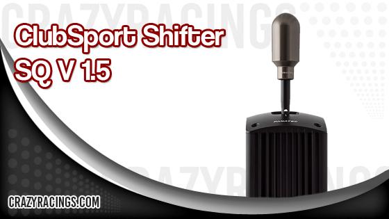 Fanatec clubsport shifter SQ V 1.5 Review