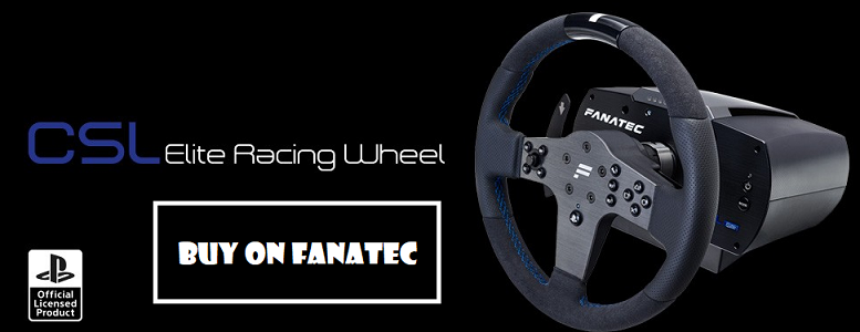 ▷ Fanatec CSL Elite Racing Wheel for PS4 【2019】