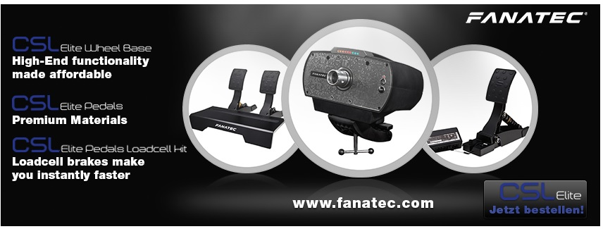 Fanatec Products