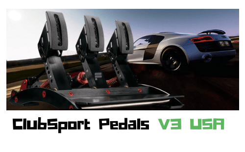 Fanatec ClubSport Pedals V3 USA - Analisis