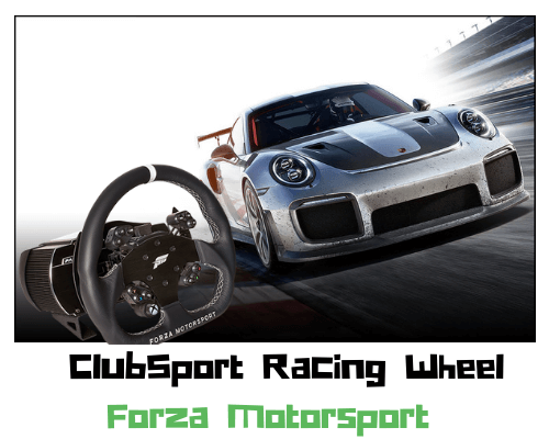 ClubSport Racing Wheel Forza Motorsport for Xbox One & PC - Analisis