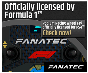 ▷ Fanatec Podium Racing Wheel F1 USA 【2019 Review】