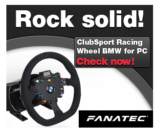 fanatec clubsport racing wheel BMW For PC