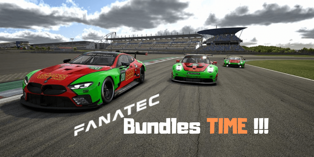fanatec bundles
