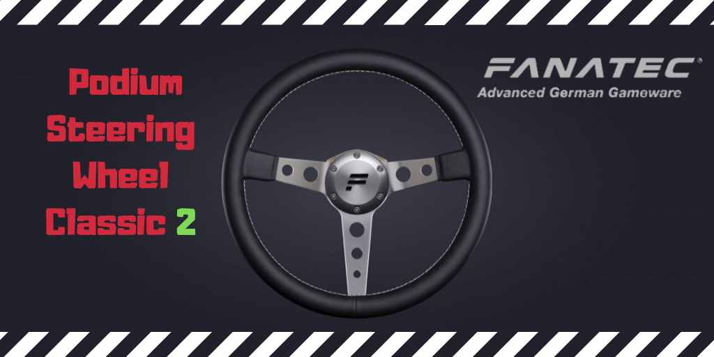 Fanatec Podium Steering Wheel Classic 2