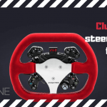 Clubsport steering wheel flat 2