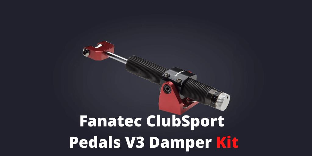 Fanatec Clubsport Pedals V3 Damper Kit