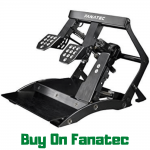 Fanatec ClubSport Pedals V3 inverted