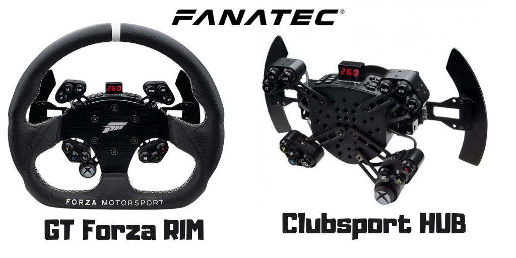 Clubsport Forza Motorsport Steering Wheel Design