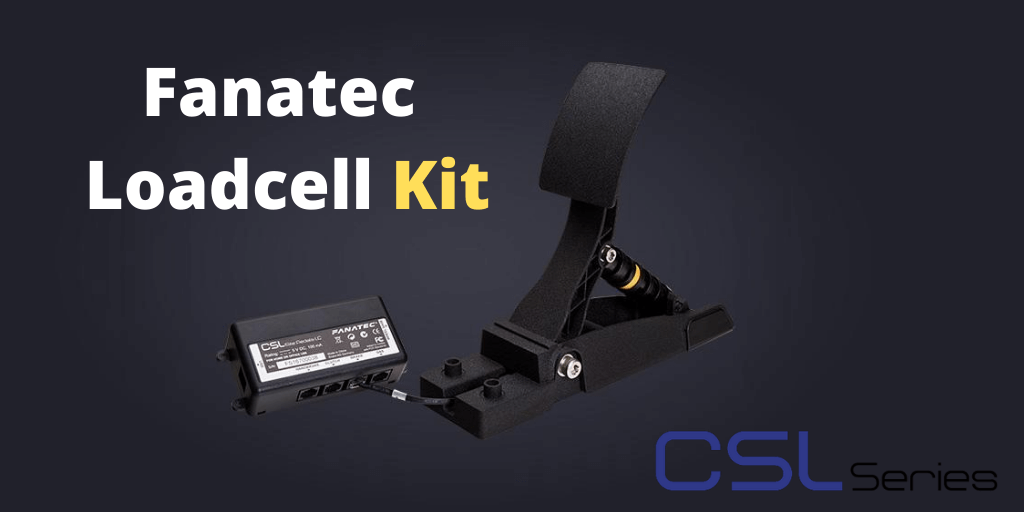 Fanatec Loadcell Kit for CSL Pedals