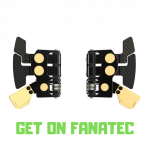 Fanatec Podium Advanced Paddle Module