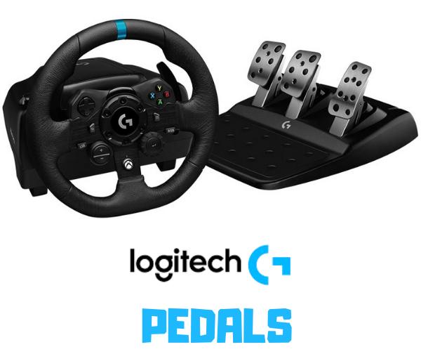 Logitech G923 Pedals