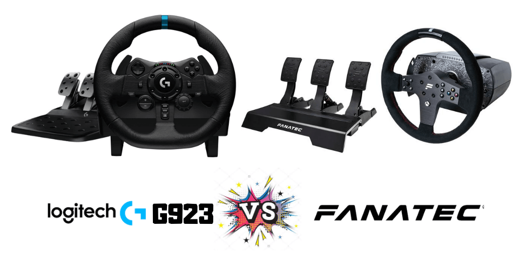 Logitech g923 vs fanatec bundle