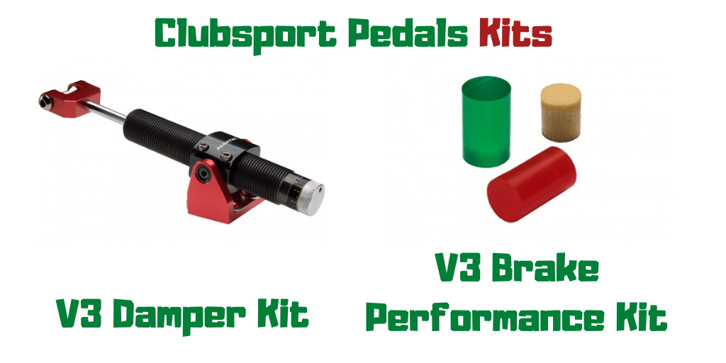 clubsport pedals Kits