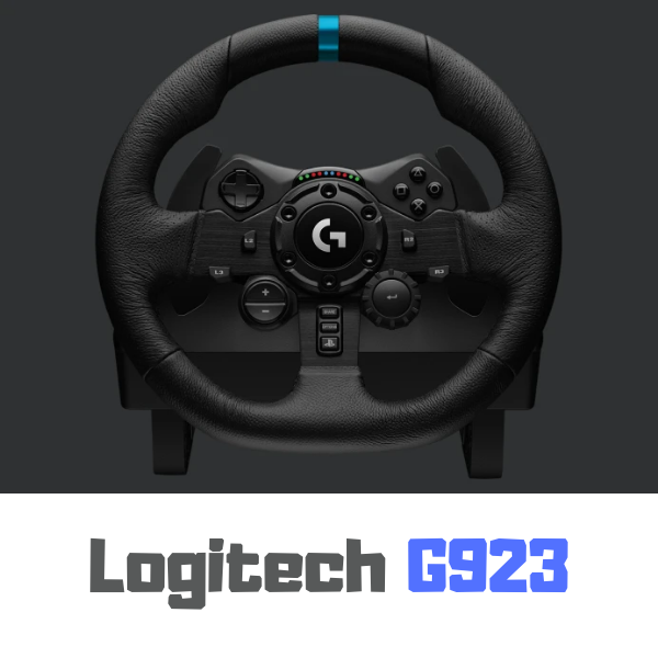 Logitech G923 sim racing review