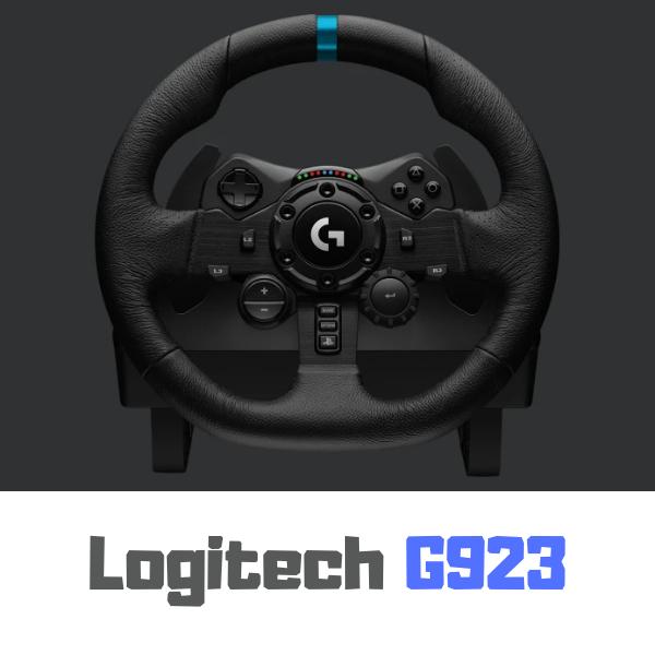 Logitech G923 sim racing review