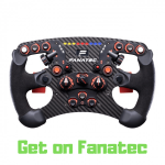 ClubSport Steering Wheel Lenkrad Formula V2