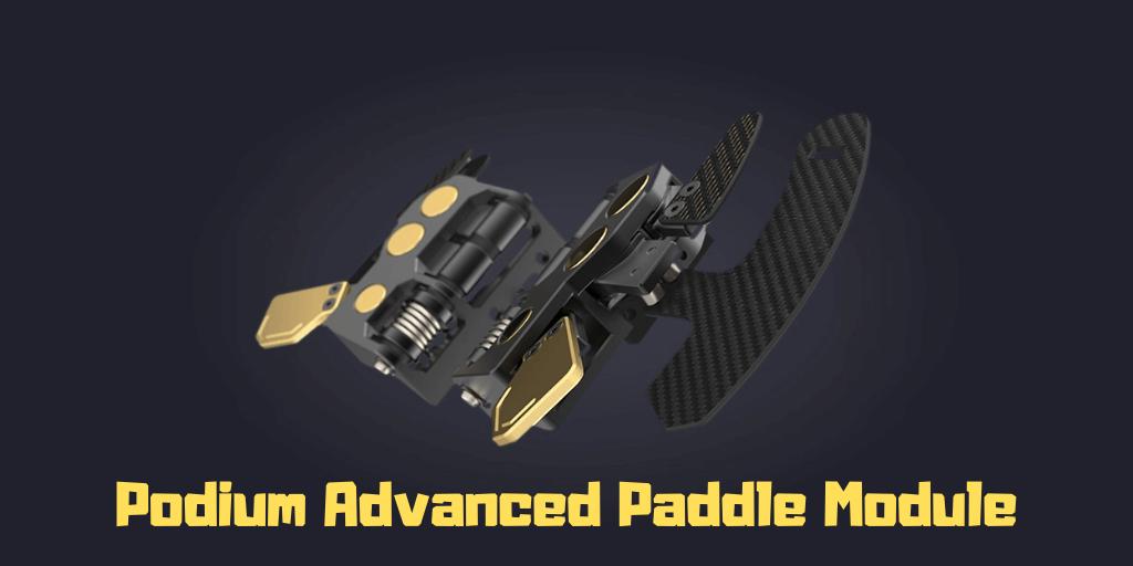 Podium Advanced Paddle Module review