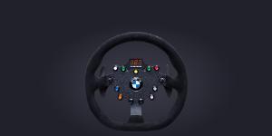 ClubSport Steering Wheel BMW GT2