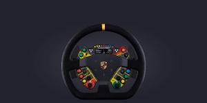ClubSport Steering Wheel Porsche 911 GT3