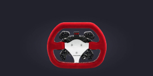 Clubsport steering wheel flat 2