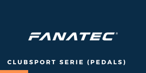 fanatec  pedals Clubsport Serie