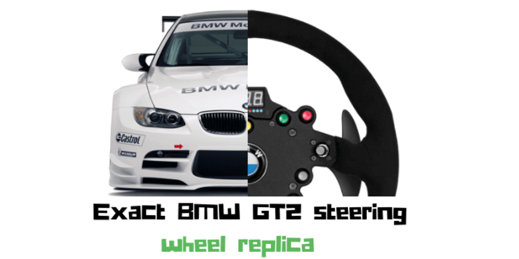 Fanatec clubsport racing wheel bmw review - Analisis