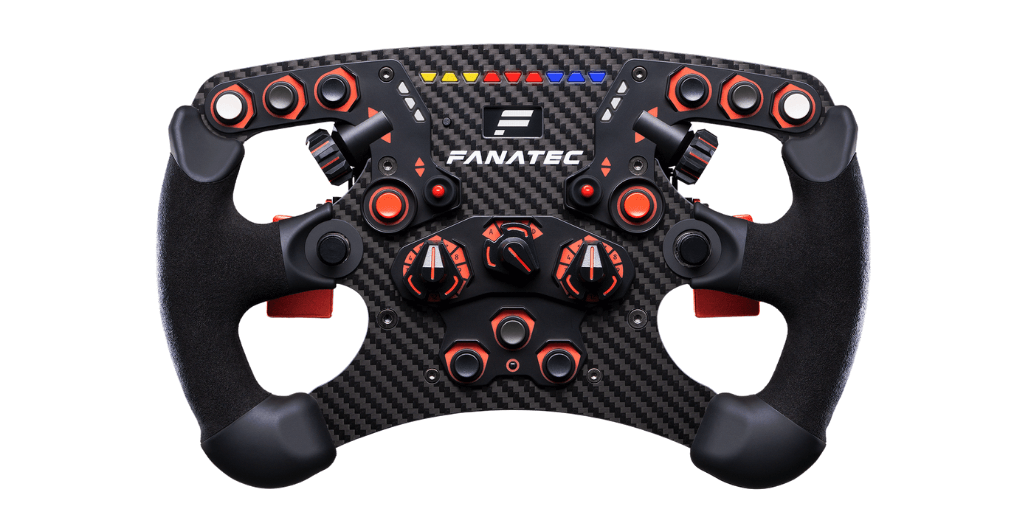 ClubSport Steering Wheel Lenkrad Formula V2 PRO and CONS