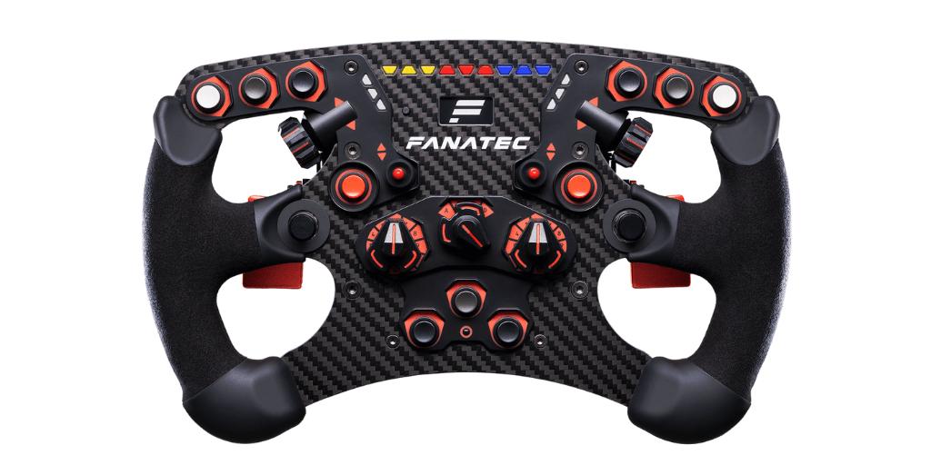 ClubSport Steering Wheel Lenkrad Formula V2 PRO and CONS