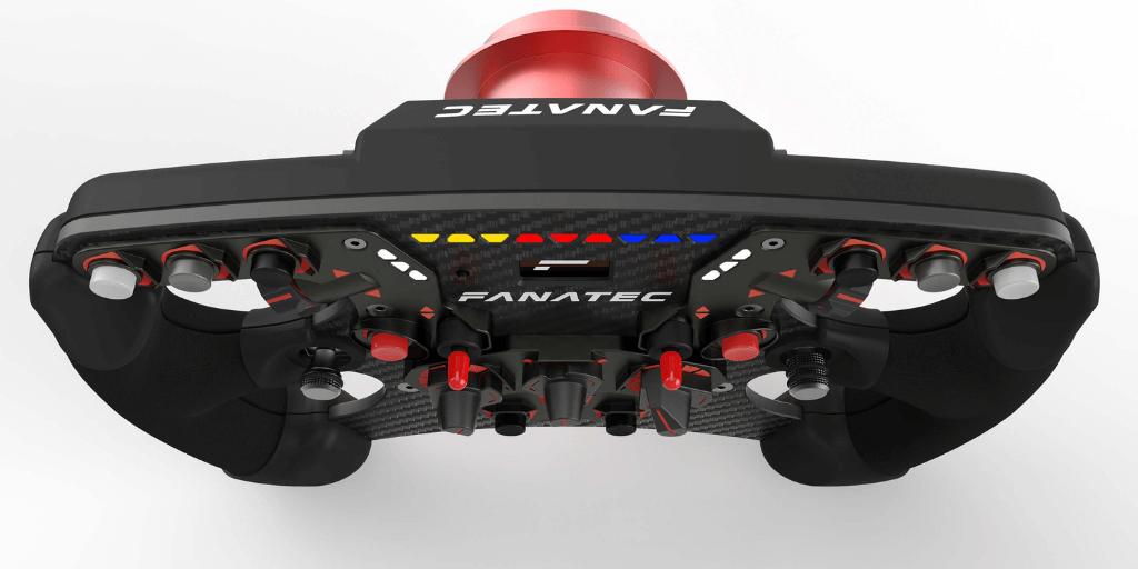 ClubSport Steering Wheel Lenkrad Formula V2 Features