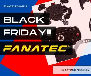 Fanatec Black Friday Offerts and deals