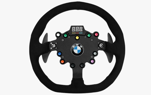 Fanatec ClubSport BMW GT2 Wheel
