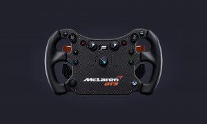 CSL Elite Steering Wheel McLaren GT3 V2