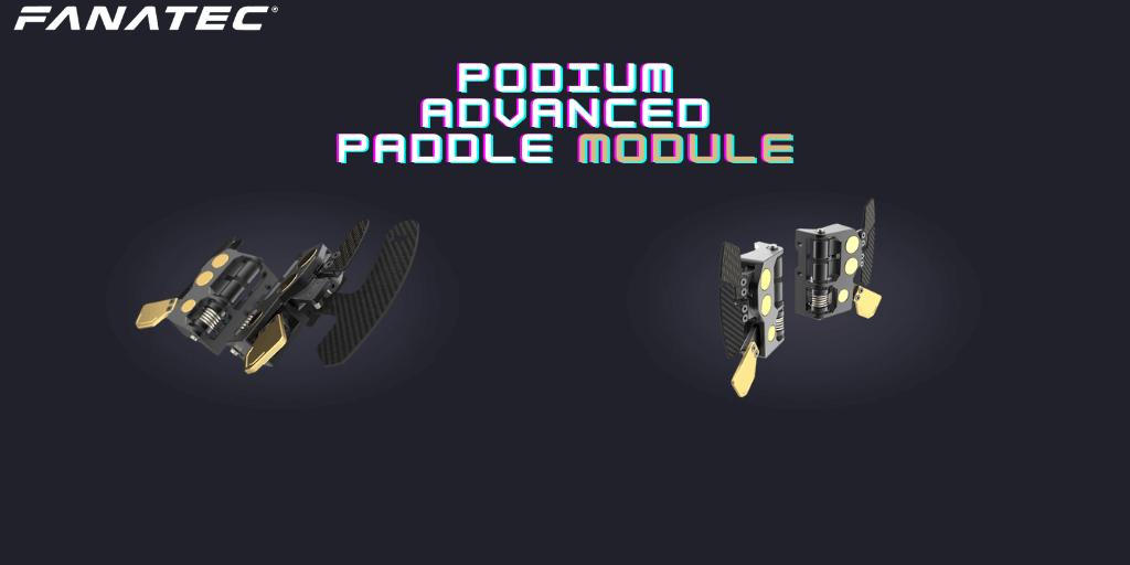 Podium Advanced Paddle Module