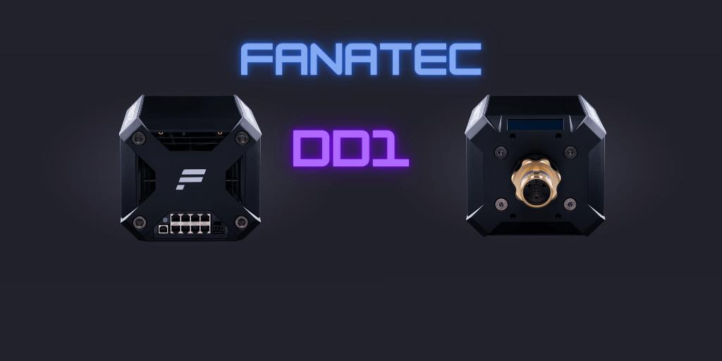 Fanatec DD1 Direct Drive Wheel Base
