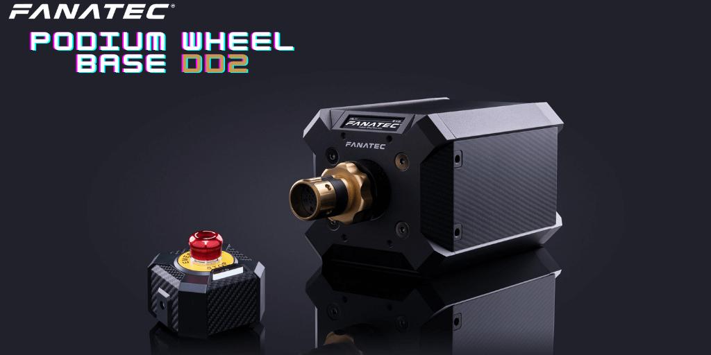 Fanatec Podium Wheel Base DD2