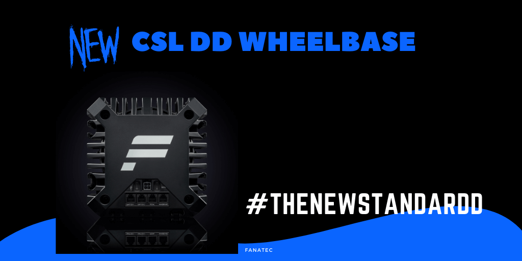 Fanatec CSL DD Wheelbase product
